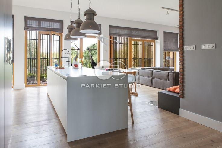 Deski, parkiety - Realizacje - Parkiet Studio