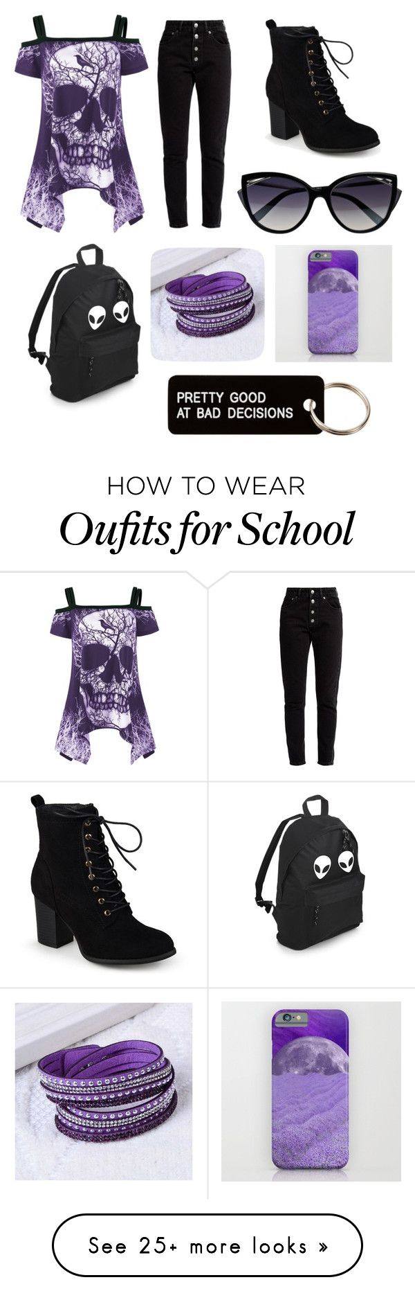 """""""Untitled #26"""" by fash10nista on Polyvore featuring Balenciaga, Journee Collection, La Perla and Various Projects"""