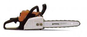 Stihl 017 Petrol Chainsaw.