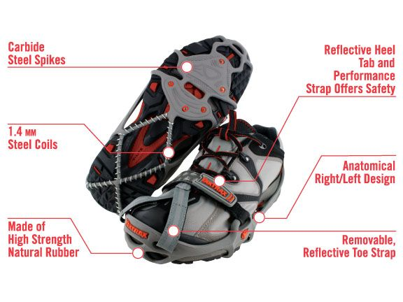 Yaktrax: The Winter Running Necessity You've Been Looking For | Fleet Feet Sports - Chicago