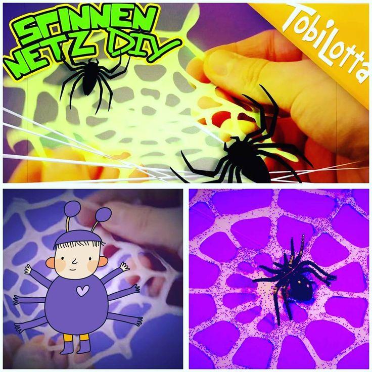 In wenigen Minuten ONLINE eine coole #Halloween #Diy #Bastelidee  . #halloweenparty #halloweendeko #tobilotta #basteln #selbermachen #regenwetter #herbst #mamasblog #elternblog #ichso #sonntag #schule #party #kindergarten #kinderfilme #bastelnmitkinder #bastelei #langeweile #youtuber