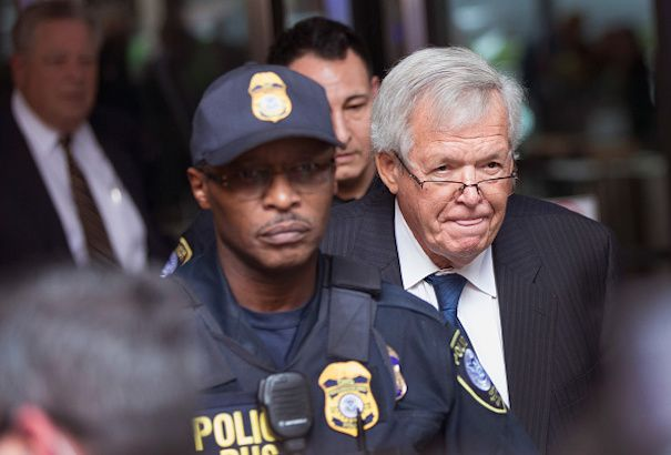 BREAKING: Ex-House Speaker Dennis Hastert Accused Of Sexually Abusing At Least Four Victims