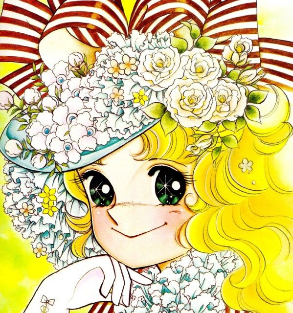 Yumiko Igarashi, Candy Candy, Candice White Ardlay * Google for Pinterest pals1500 free paper dolls at Arielle Gabriels The International Paper Doll Society also Google free paper dolls at The China Adventures of Arielle Gabriel *