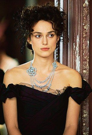 Pride & Prejudice (2005) Blog: Keira Knightley and director Joe Wright in a new look at the lavish production of their new film 'Anna Karenina'