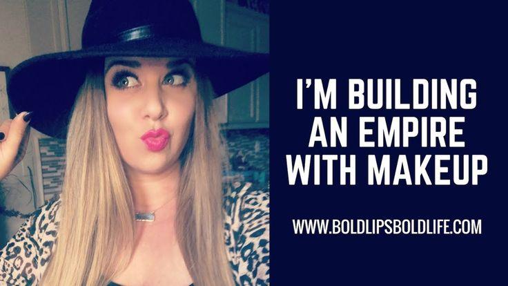 Becoming a Crown Princess For SeneGence International  Here's how I've built an empire with makeup  pardon the tears! Curious about how YOUR makeup obsession can PAY off big time? Go here: http://thatbossbabelife.com/make-money-with-makeup