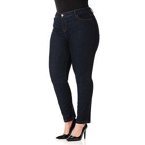MODA Straight Leg Jean - Dark Wash – Target Australia size 16 to 26