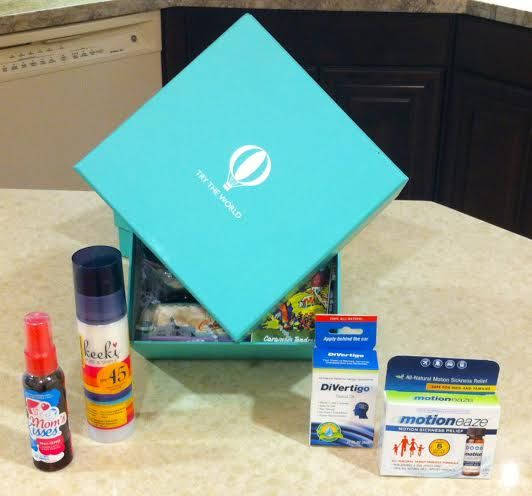 Vacation Survival Pack | TheCelebrityCafe.com