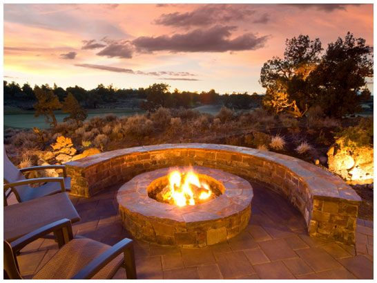 Outdoor Living Spaces: Fire Pits, Outdoor Living, Lakes Houses, Outdoor Fire Pit, Fire Pit Area, Outdoor Fireplaces, Backyard Fire Pit, Firepit, Yard Ideas