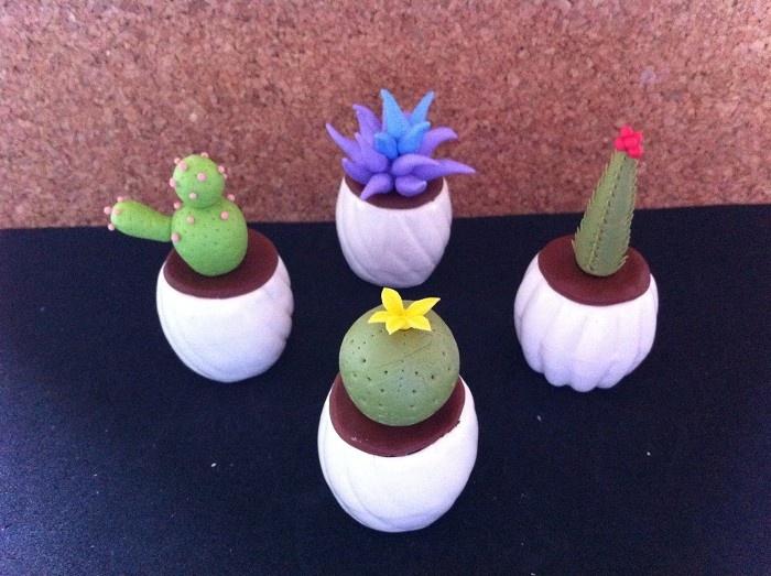 Mini Cactus - by m3osachi on madeit