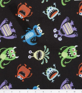17 best images about fabric on pinterest baby car seats for Baby monster fabric
