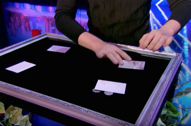 Guy's Insane Close-Up Disappearing Coin Magic Tricks