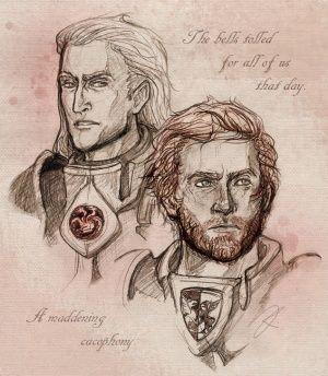 Jon Connington - Rhaegar Targaryen