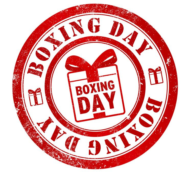 Heretic, Rebel, a Thing to Flout: The Day With Aliases—Boxing Day, St. Stephen's Day. In Britain and the scattered remnants of her former Empire Boxing Day is a treasured tradition and a legal holiday.  It traditionally falls on the day after Christmas, December 26.