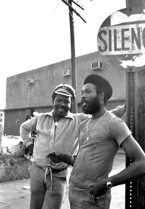I ROY and BIG YOUTH © Syphilia Morgenstierne
