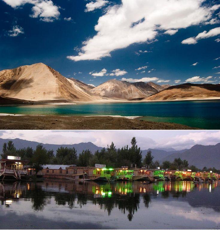 Ladakh and Kashmir Tour – North India Tours @ India Tourism Packages  http://toursfromdelhi.com/13-days-ladakh-and-kashmir-tour