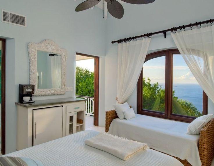 Britanya Virjin Adaları'nda Muhteşem Malikane