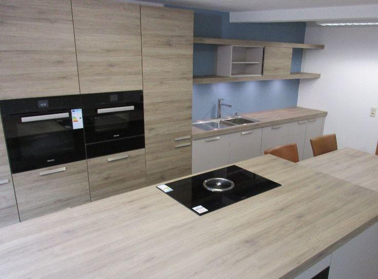 LEICHT Küchen; Programm BONDI #lack #matt  #bora