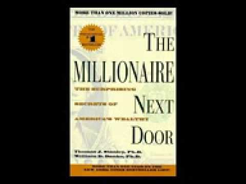 The Millionaire Next Door - Thomas J Stanley (Audiobook)  Well worth the listen!  @thomasjstanley #GoodValueHere