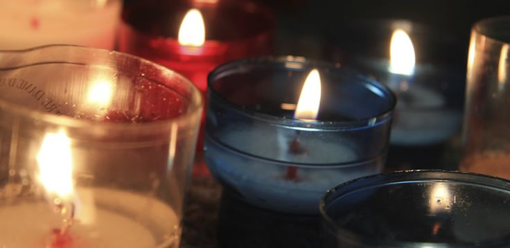 What It Means When Your Candle Burns A Certain Way | Original Products Botanica