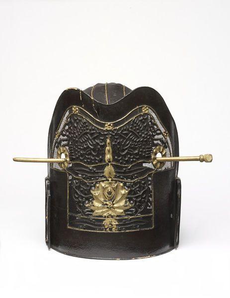 Cap      Place of origin:      Korea (made)     Date:      1880-1910 (made)