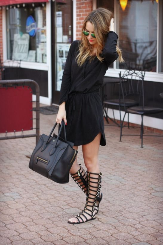 Gladiator Sandals for Comfortable Summer