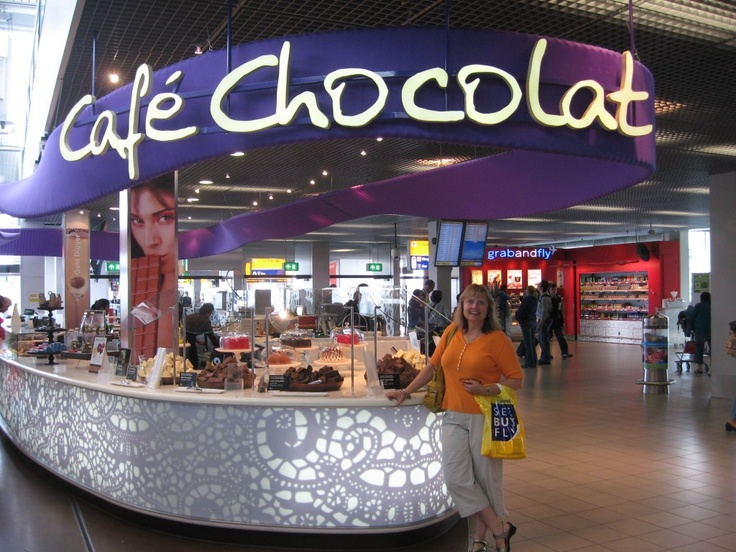 """I've been researching """"Chocolatour: Your Passport to #Chocolate Culture of the World"""" since 2009. The 1st edition of the book will be out this fall (2012)."""