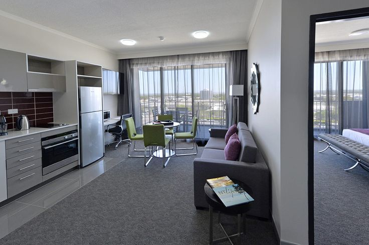 Enjoy all the comforts of home in a 2 Bedroom Executive Suite at #Rydges Palmerston Darwin.