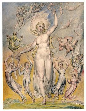 Mirth - William Blake