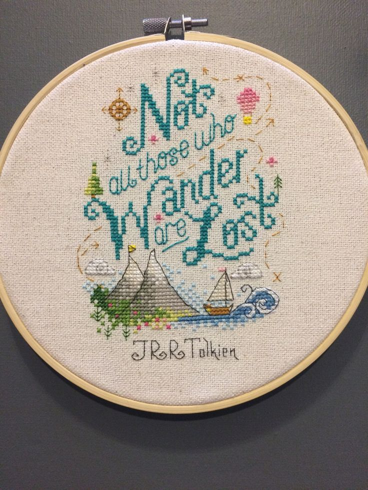 This is an Emma Congdon design from Cross Stitch Crazy's September issue.