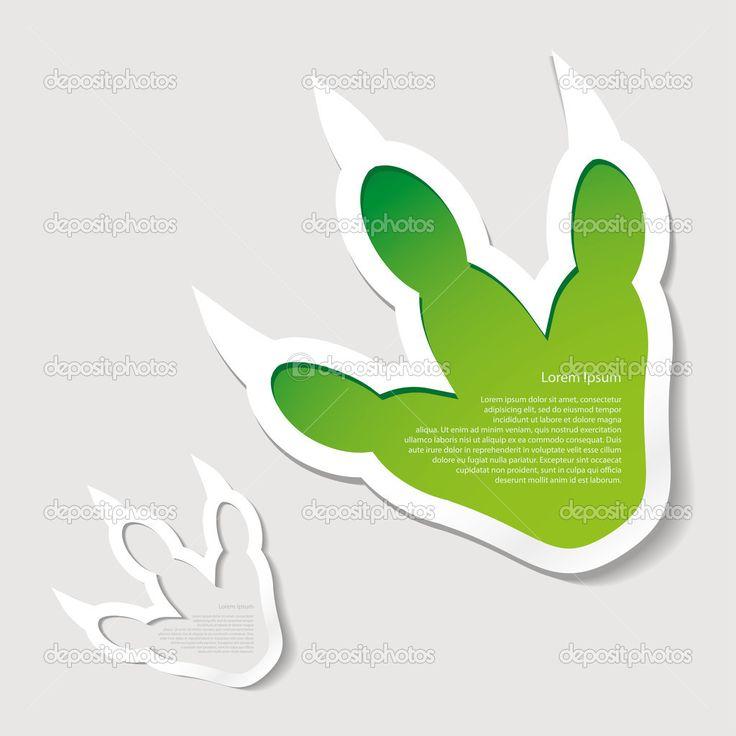 depositphotos_46229175-Dinosaur-footprint-banner.jpg (1024×1024)