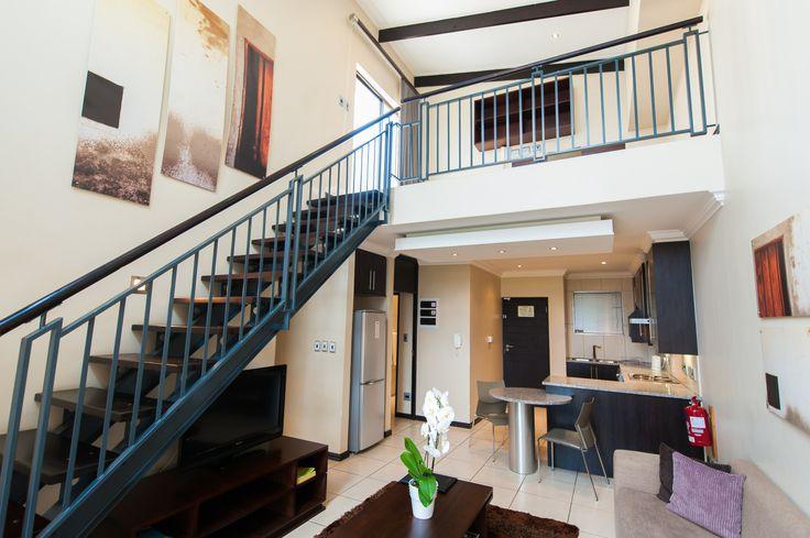 All Suite - Open plan interior