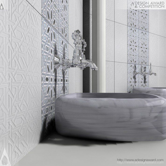 A' Design Award and Competition - Images of Elhamra by Bien Seramik