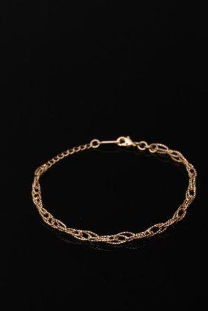 Gelang Tangan Perhiasan Lapis Emas XM967