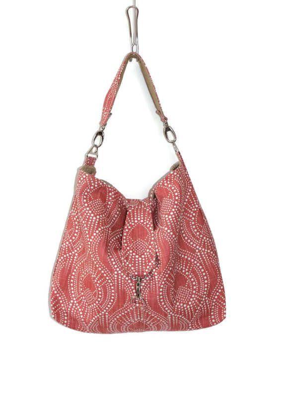 627c139bd713 VEGAN Red Hobo Bag Purse