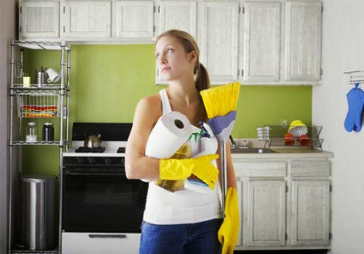 Порядок в доме - гармония в семье: Весенняя генеральная уборка. Этап 5.