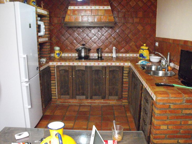Best 25 cocinas rusticas mexicanas ideas on pinterest for Disenos de casas mexicanas