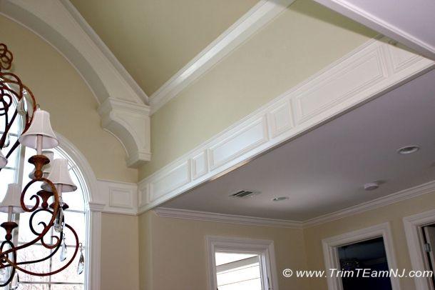 Foyer Ceiling Nj : Ideas about ceiling trim on pinterest projection