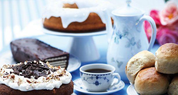 Hvis du ved, hvad pomler, brødtort og ingenting er, så har du nok været gæst ved et ægte sønderjysk kaffebord! Hvis ikke, har du muligheden nu, for her serveres dejlige smagsprøver på kageopskrifter fra det store kageorgie.