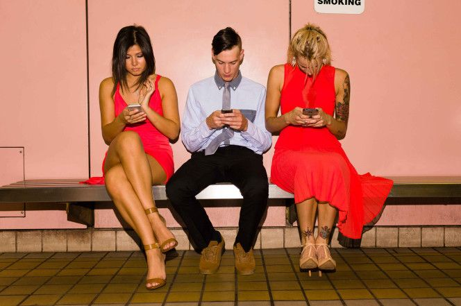 Manspreading will get you laid ~ Top World News