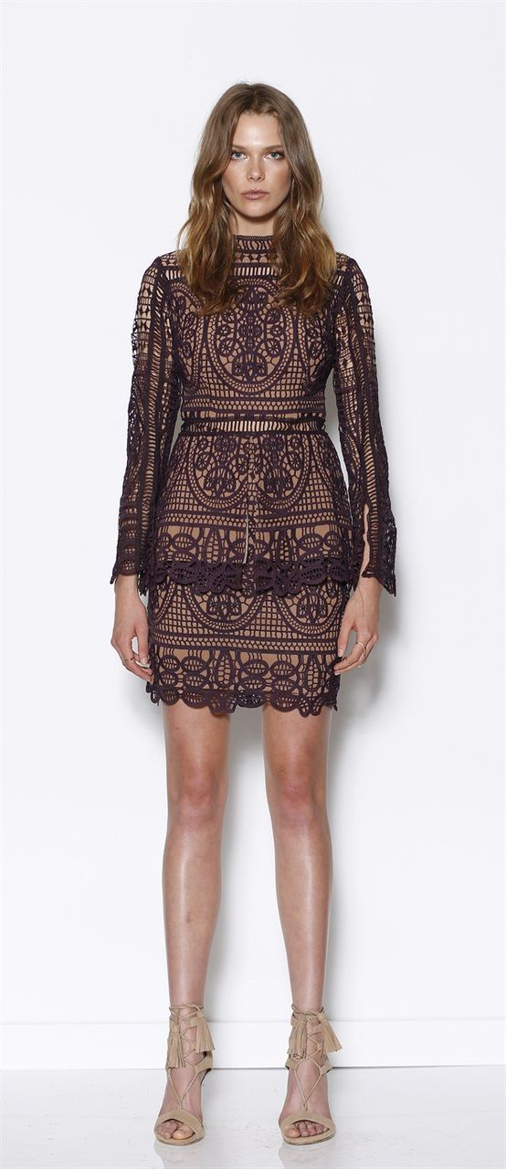 MANIA LACE SKIRT - Siss & Co.