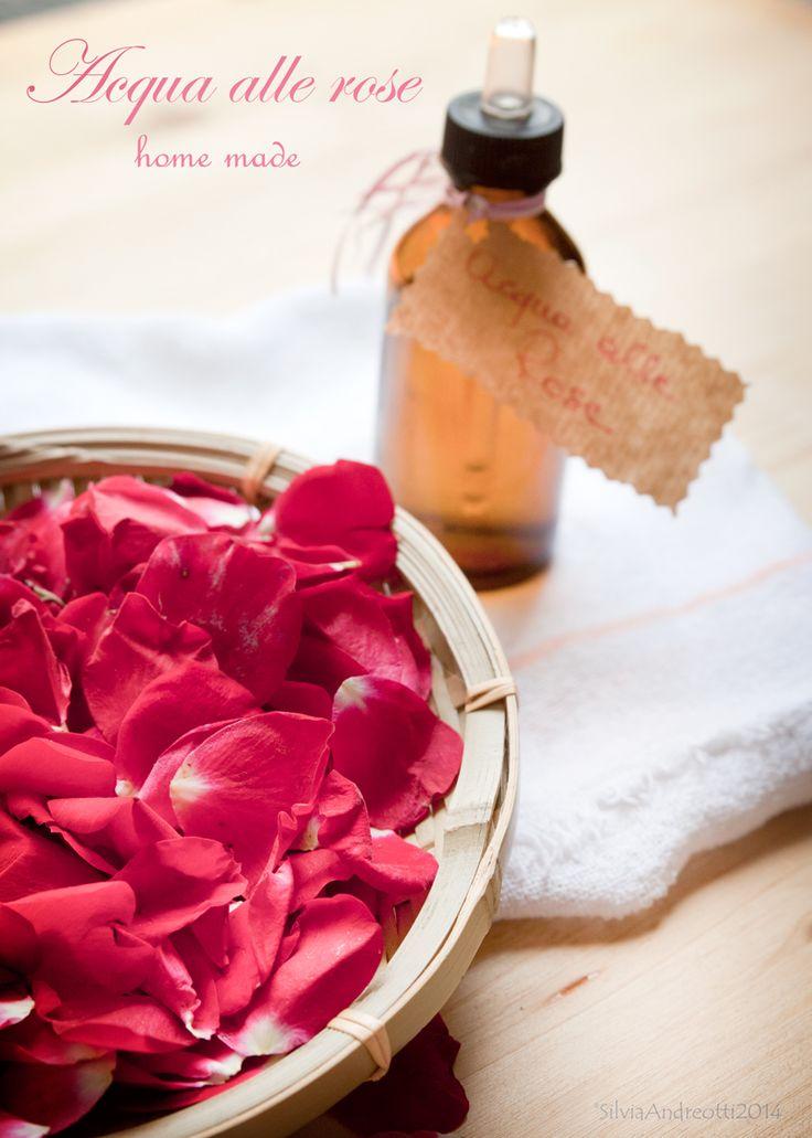 Acqua di rose, ricetta cosmesi fai-da-te | In Cucina con il Naturopata