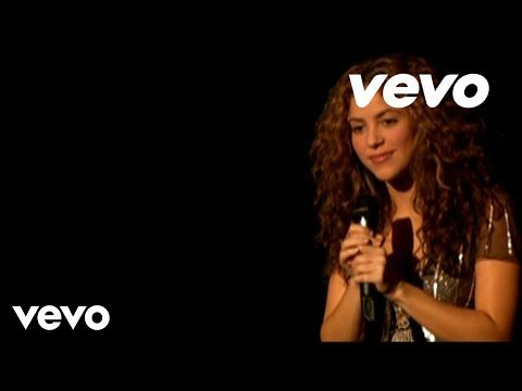 Shakira - Antologia - YouTube