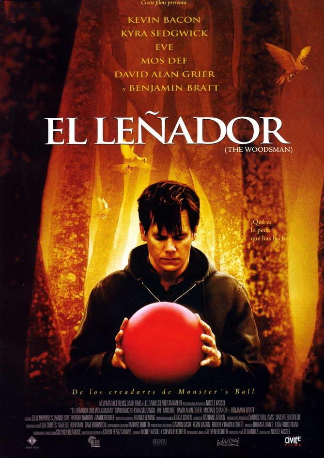 2004 - El leñador - The Woodsman - tt0361127