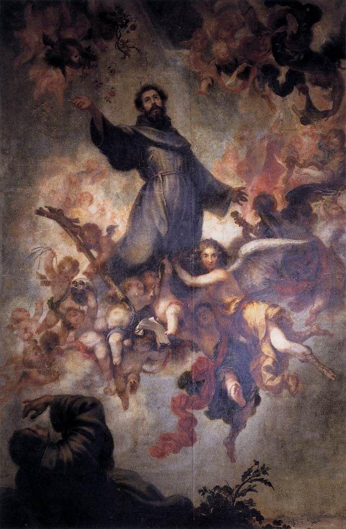 En esos años presidirá junto con #Murillo la recién creada Academia de #Sevilla, teniendo bastantes disputas
