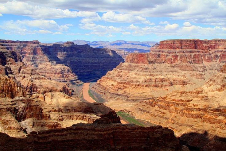 Гранд-Каньон штат Аризона, США.