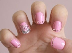 """According to the Huffington post, and beauty expert Dana Caruso, painting your nails in crazy, fun colors and patterns is the """"it"""" way to alter your mood and show off your personality. """"Nail art has come a long way, but this is the first time it becomes a conversation piece,"""" says beauty expert Dana Caruso. What are the 5 nail trends you should try this season according to the Huffington Post?"""