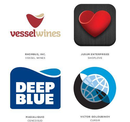 2013 Logo Trends on LogoLounge.com