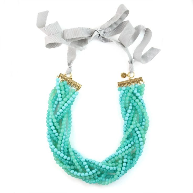 : Statement Necklaces, Loren Hope, Style, Color, Turquoise Necklace, Jewelry, Accessories