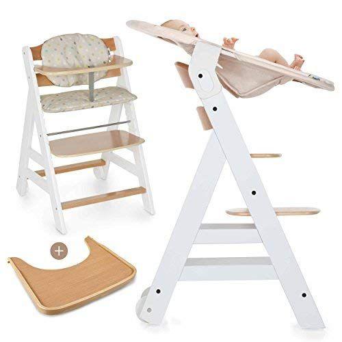 Hauck Beta Plus Chaise Haute Bebe Evolutive Escalier Des