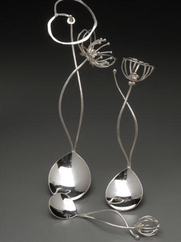 Paulette Werger - Alchemy 9.2.5 - Belmont, MA - Contemporary jewelry and fine craft